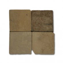 SLATE INDIAN AUTUMN 4x4 TUMBLED- CHECK STOCK  71-001