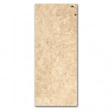 Clearance - RUSTIC ESPRESSO TRAVERTINE 8 SQ FT C/B PATTERN ALL SALES FINAL  73-536 **dnr