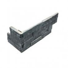 LEDGER STONE CARBON 6x18 ASSEMBLED CORNERS (0.75 SF/PC)  76-369